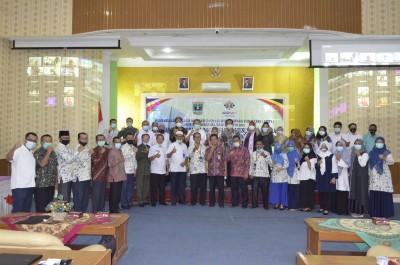DR. Herita Dewi, MM Terpilih Sebagai Ketua APWI Sumatera Barat Periode 2021-2025
